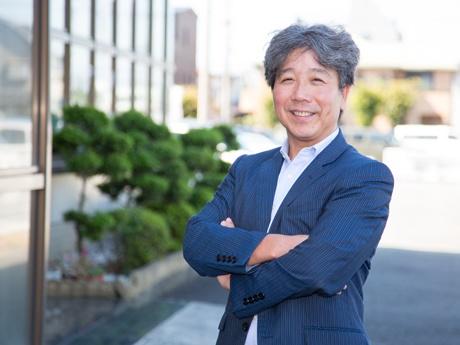 岩本 吉弘さん